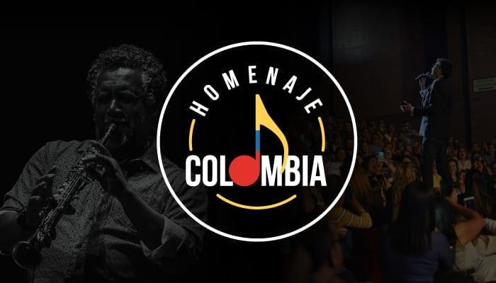 Homenaje Colombia